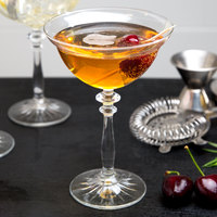 Libbey 1924 501407 8.25 oz. Coupe Cocktail Glass - 12/Case