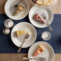 Pellman 37 oz. 9 inch Pre-Cut Cheesecake Selects Variety Pack