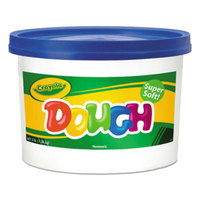 Crayola 570015042 3 lb. Blue Modeling Dough Bucket