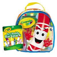 Crayola 045350 Art Buddy Backpack