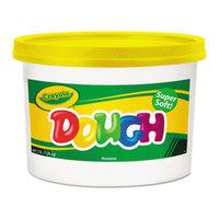 Crayola 570015034 3 lb. Yellow Modeling Dough Bucket