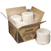 Crayola 575001 25 lb. White Air-Dry Clay