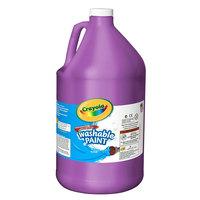 Crayola 542128040 1 Gallon Violet Washable Paint