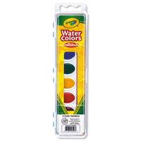 Crayola 531508 Artista II Assorted 8 Color Watercolor Paint Set