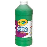 Crayola 543132044 Artista II 32 oz. Green Washable Tempera Paint