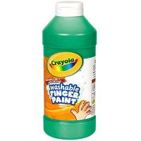 Crayola 551316044 16 oz. Green Washable Finger Paint