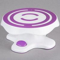 Wilton 307-121 Tilt-N-Turn Ultra Revolving Plastic Cake Stand / Turntable