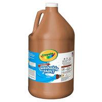 Crayola 542128007 1 Gallon Brown Washable Paint