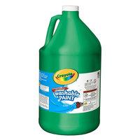 Crayola 542128044 1 Gallon Green Washable Paint