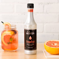 Monin 375 mL Grapefruit Concentrated Flavor