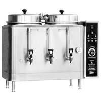 Cecilware CH100N Twin 3 Gallon Chinese Hot Tea Urn - 120/208/240V
