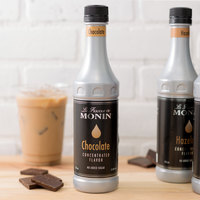 Monin 375 mL Chocolate Concentrated Flavor