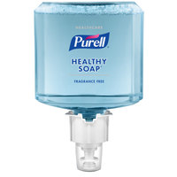 Purell® 5072-02 Healthcare Healthy Soap™ ES4 1200 mL Gentle & Free Foam Hand Soap - 2/Case
