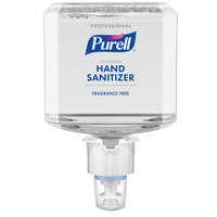 Purell® 5052-02 Professional Advanced ES4 1200 mL Fragrance Free Foam Hand Sanitizer - 2/Case