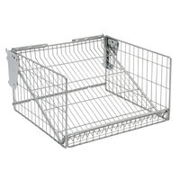 Metro QB1818SS qwikSIGHT 18 inch x 18 inch Wire Suture Shelf