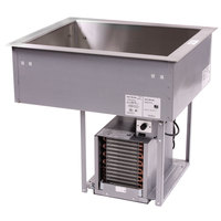 Alto-Shaam 200-CW 2 Pan Refrigerated Drop-In Cold Food Well