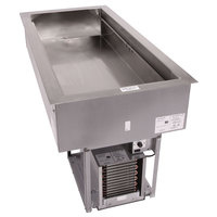 Alto-Shaam 400-CW 4 Pan Refrigerated Drop-In Cold Food Well
