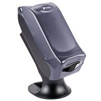 San Jamar H5005SCL Fullfold Venue Stand Mount Napkin Dispenser with Control Face - Clear