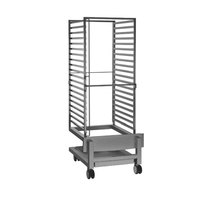 Alto-Shaam 5015049 Correctional Roll-In Stainless Steel Bun Pan Rack - 20 Pan