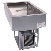 Alto-Shaam 300-CW 3 Pan Refrigerated Drop-In Cold Food Well