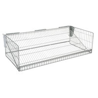 Metro QB1836SS qwikSIGHT 18 inch x 36 inch Wire Suture Shelf