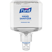 Purell® 5051-02 Healthcare Advanced ES4 1200 mL Gentle Foam Hand Sanitizer - 2/Case