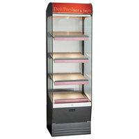 Alto-Shaam HSM-24/4S 24 inch Reach-In Heated Display Case with 4 Shelves - 208/240V