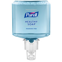 Purell® 5074-02 Professional Healthy Soap™ ES4 1200 mL Mild Foam Hand Soap - 2/Case