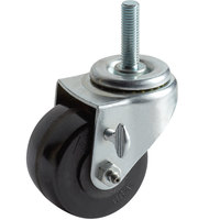 Beverage-Air Equivalent 3 inch Swivel Stem Caster with Brake for LV Series