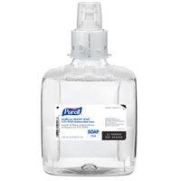 Purell® 5178-03 Healthy Soap® Healthcare CS4 1250 mL Antimicrobial Foam Handwash - 3/Case