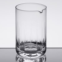American Metalcraft MGL20 20 oz. Hand Cut Mixing Glass