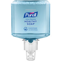 Purell® 5086-02 CRT Healthy Soap™ Foodservice ES4 1200 mL Active Cleansing Foam Hand Soap - 2/Case