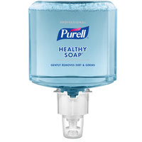 Purell® 5095-02 Healthy Soap® Professional ES4 1200 mL Clean & Fresh Scent Lotion Handwash - 2/Case