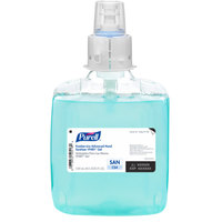Purell® 5168-03 Foodservice Advanced VF481™ CS4 1200 mL Gel Hand Sanitizer - 3/Case