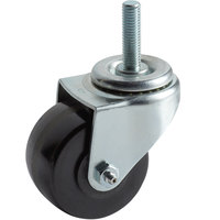 Beverage-Air Equivalent 3 inch Swivel Stem Caster for LV Series