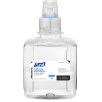 Purell® 5183-03 Healthy Soap® Food Processing CS4 1250 mL E1 Foam Handwash - 3/Case