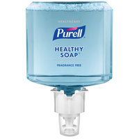 Purell® 6472-02 Healthy Soap® Healthcare ES6 1200 mL Gentle & Free Foaming Hand Soap - 2/Case