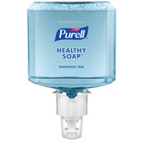 Purell® 6474-02 Healthy Soap® Professional ES6 1200 mL Mild Foaming Hand Soap - 2/Case
