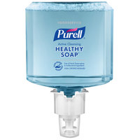 Purell® 6486-02 Healthy Soap® Foodservice ES6 1200 mL Active Cleansing Foaming Hand Soap - 2/Case