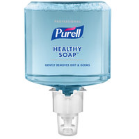 Purell® 6477-02 Healthy Soap® Professional ES6 1200 mL Fresh Scent Foaming Hand Soap - 2/Case