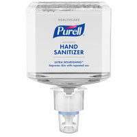 Purell® 6456-02 Advanced Healthcare ES6 1200 mL Ultra Nourishing Foaming Hand Sanitizer - 2/Case