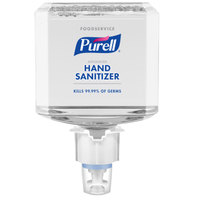 Purell® 6455-02 Advanced Foodservice ES6 1200 mL Foaming Hand Sanitizer - 2/Case