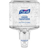 Purell® 6463-02 Advanced Healthcare ES6 1200 mL Hand Sanitizer Gel - 2/Case