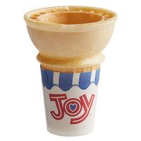 Joy #30 Jacketed Cake Ice Cream Cone - 750/Case