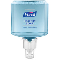 Purell® 6480-02 Healthy Soap® Foodservice ES6 1200 mL Antimicrobial Foaming Hand Soap - 2/Case