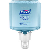 Purell® 6485-02 Healthy Soap® Healthcare ES6 1200 mL High Performance Foaming Hand Soap - 2/Case