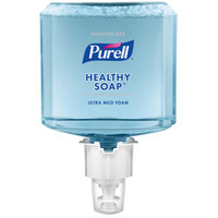 Purell® 6475-02 Healthy Soap® Healthcare ES6 1200 mL Ultra Mild Foaming Hand Soap - 2/Case