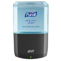 Purell® 6477-1G Healthy Soap® Professional ES6 1200 mL Graphite Automatic Hand Soap Dispenser with Fresh Scent Foaming Hand Soap