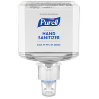 Purell® 6454-02 Advanced Professional ES6 1200 mL Foaming Hand Sanitizer - 2/Case