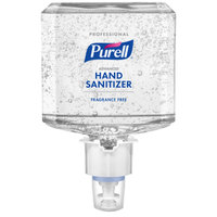 Purell® 6460-02 Advanced Professional ES6 1200 mL Fragrance Free Hand Sanitizer Gel - 2/Case